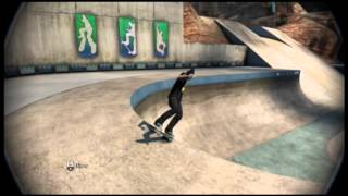 skate 3 world record biggest drop landed