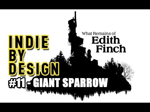 IBD #11 Giant Sparrow interview & the making of What Remains of Edith Finch