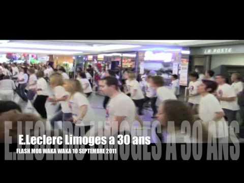 Flash mob ELelerc limoges.mov