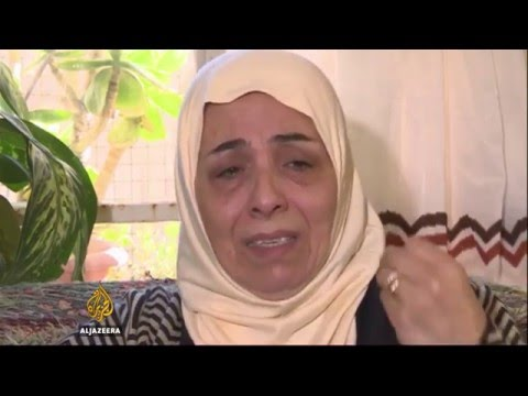 Palestinian Family Faces Eviction from East Jerusalem