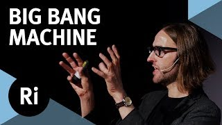 Building a Big Bang Machine on the Moon - with James Beacham