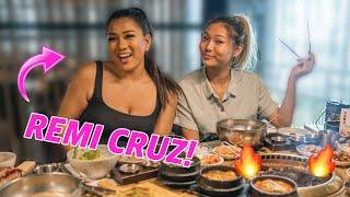 KBBQ Mukbang with Remi Cruz! | Chloe Kim
