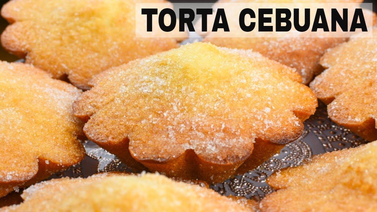 Download Easy Torta Cebuana Recipe | Torta Bisaya