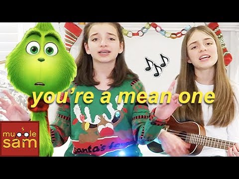 YOU'RE A MEAN ONE, MR. GRINCH - Tyler The Creator (Grinch 2018 Song) | Mugglesam
