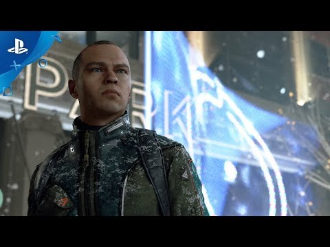 Detroit: Become Human – Launch Trailer | PS4