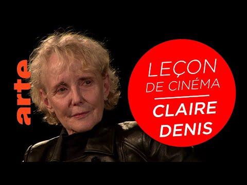 La leçon de cinéma de Claire Denis - ARTE Cinéma