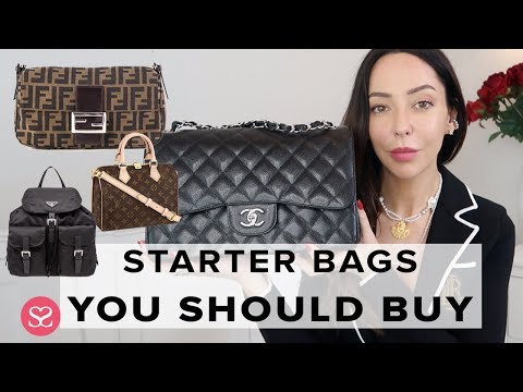 BUYING YOUR FIRST LUXURY HANDBAG? BUY ONE OF THESE..... thumbnail