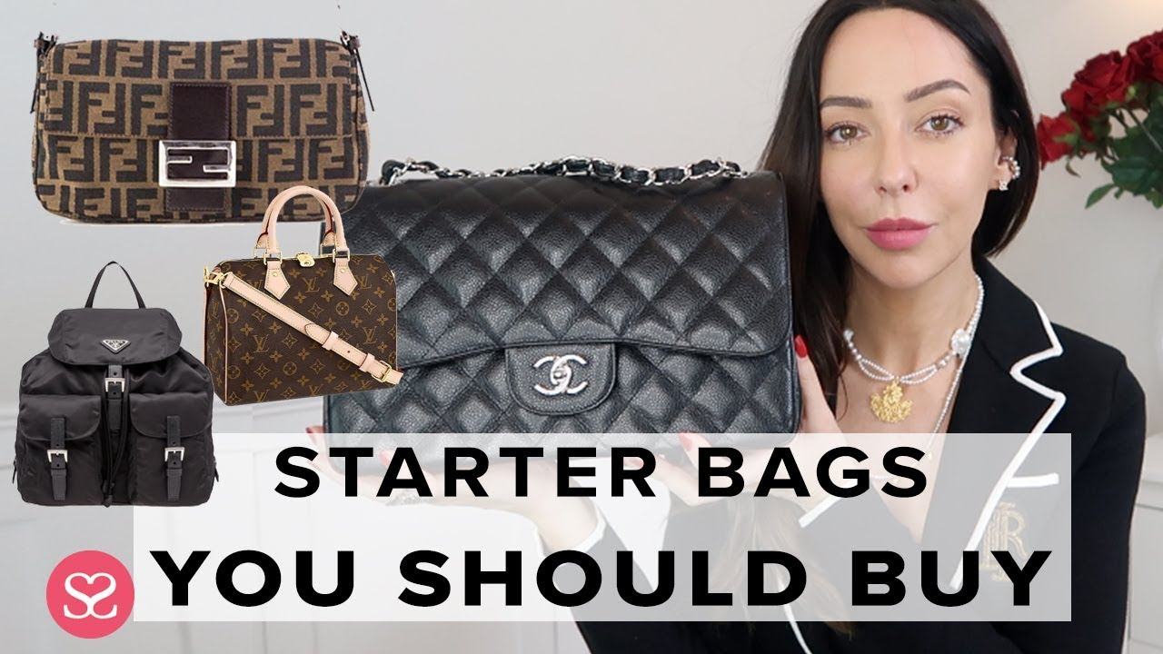 f3ba9c7a BUYING YOUR FIRST LUXURY HANDBAG? BUY ONE OF THESE..... - YouTube
