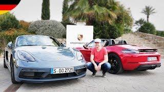 Warum ich für 95.000€ einen Porsche 718 Boxster GTS kaufen würde