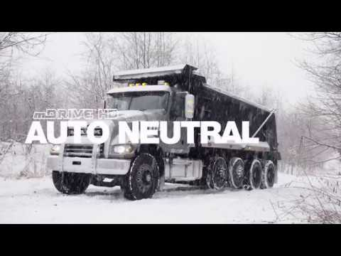 Mack mDRIVE - Auto Neutral