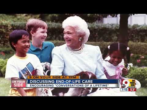 Discussing end-of-life care