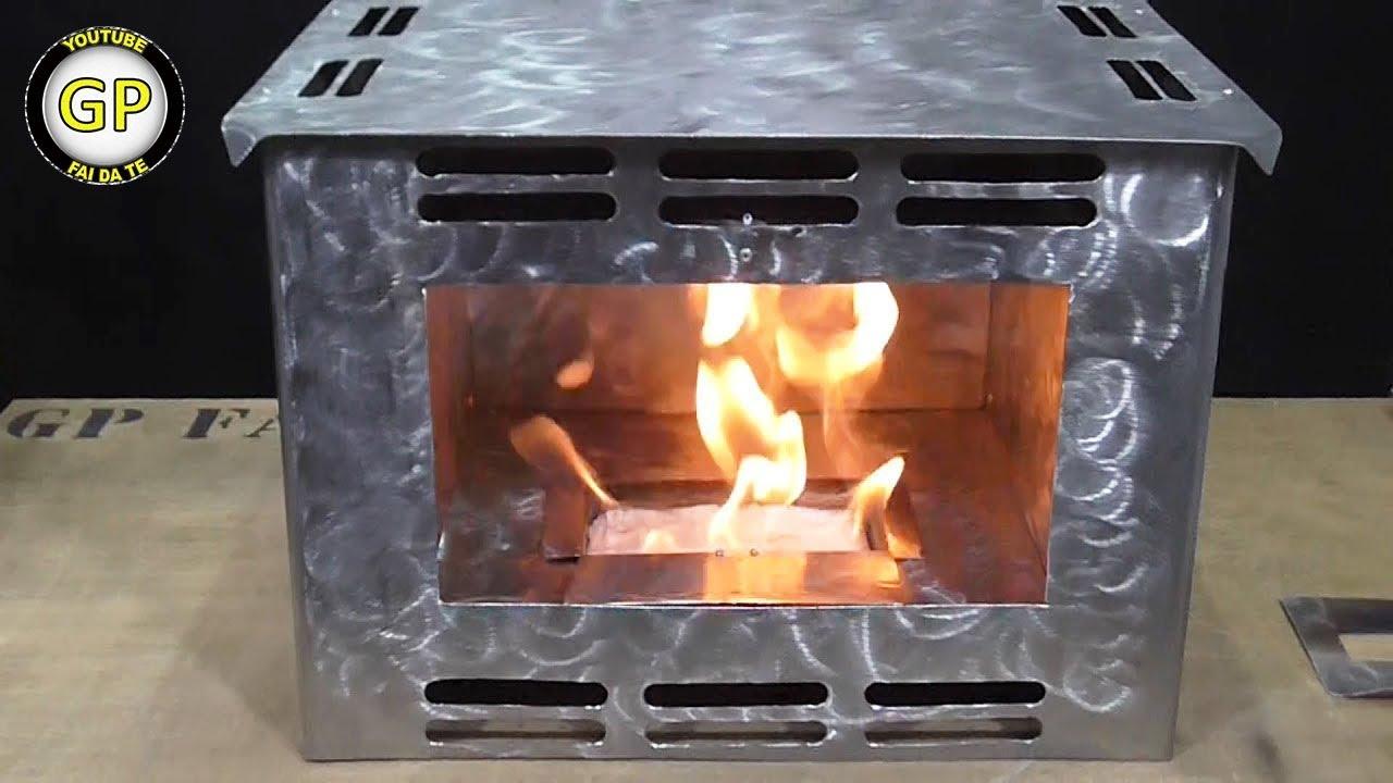 Make A Bioethanol Stove Diy Youtube