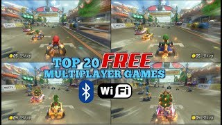 Top 20 FREE multiplayer games for Android (Wi-Fi/Bluetooth)