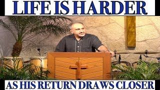 Bible Prophecy Brings Us Hope -  Pastor JD Farag