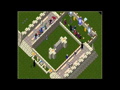 Ultima Online Heaven's Gate - Daily Auto-Tournaments