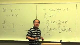 慶應大学 理工学部 講義 物理情報数学A 第九回