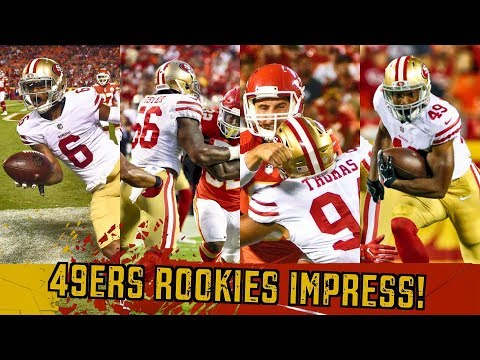 LIVE! 49ers Fans Weekly: Rookies Rank High vs Chiefs On PFF Rankings