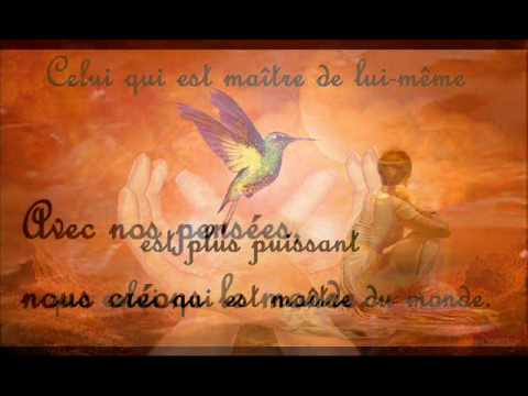 Assez 9 citations pour l'âme (Bouddha) - YouTube MP93