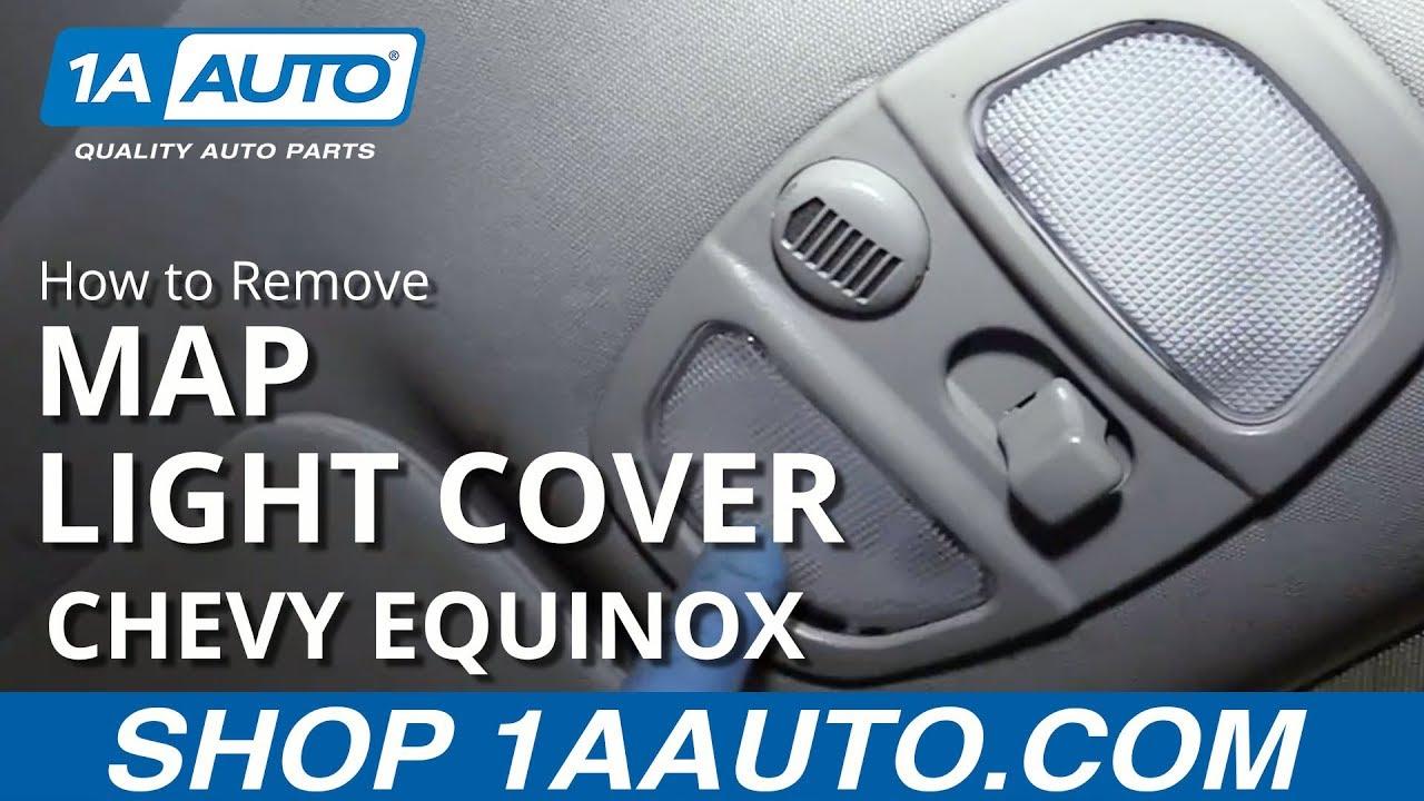 2002 Chevy Equinox Interior
