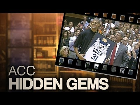 Shane Battier Says Goodbye To Duke In 2001 | ACC Hidden Gems
