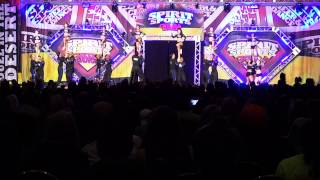 California Allstars i5 - Spirit Sports 2014 Day 1