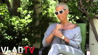 Amber Rose: I Caused Car Accidents When I Cut My Hair