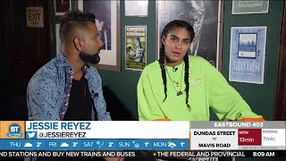 Devo Chats with First-Time Canadian GRAMMY Nominee Jessie Reyez!