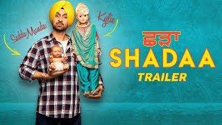 Shadaa | Trailer | Diljit Dosanjh | Neeru Bajwa | New Punjabi Movie | Punjabi Movies 2019 | Gabruu