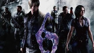 Resident Evil 6 PC Gameplay HD 1080p (Maxed out graphics)