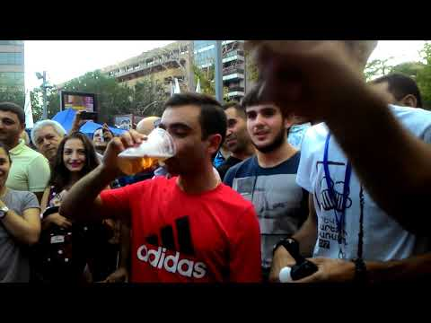 Фестиваль пива  в Ереване Часть 2/Beer Festival In Yerevan Part 2