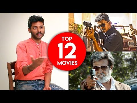 Top 12 Biggest Hit Tamil Movies of 2016