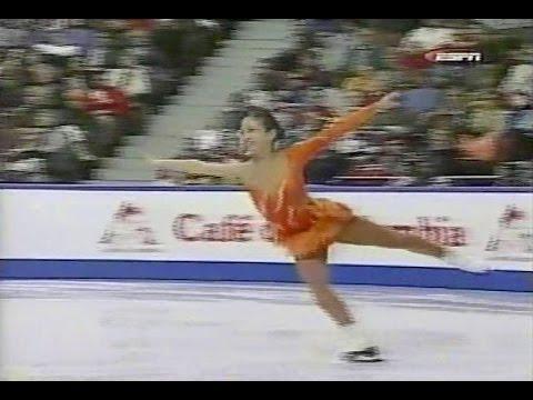 Michelle Kwan  2001 World Figure Skating Championships  Short Program