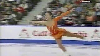 Michelle Kwan - 2001 World Figure Skating Championships - Short Program