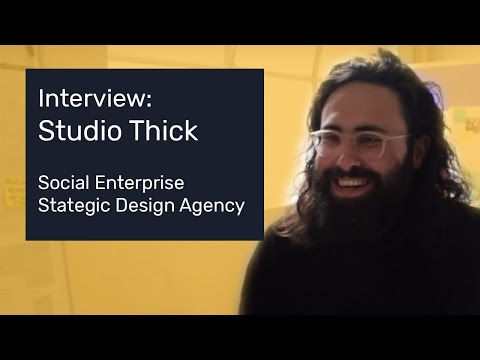 Studio Thick [INTERVIEW] - Technology & Design creating Social Innovation - Melbourne