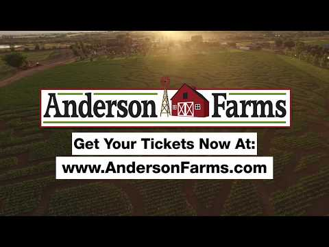 Anderson Farms Fall Festival Is Now Open