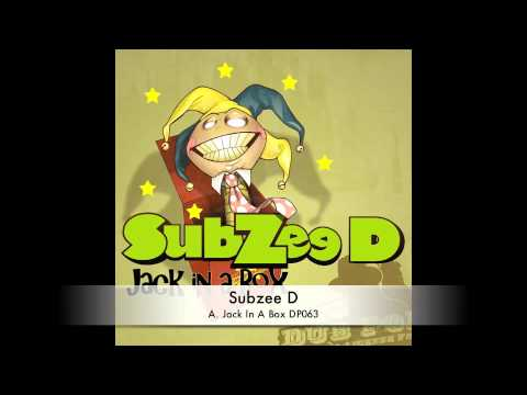SUBZEE D :: Jack In A Box :: DP063 :: OUT NOW on Dub Police