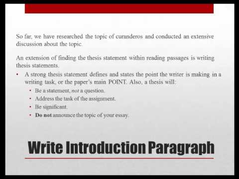 Narrative Essay Topics For High School  Modest Proposal Essay Examples also Essay Thesis Statement Generator Locating And Evaluating Thesis Statements  English  Free Essay