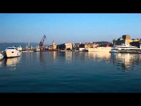 Rijeka   Kvarner   Croatia   Hrvatska   Timelapse fotografija   Time-lapse photography