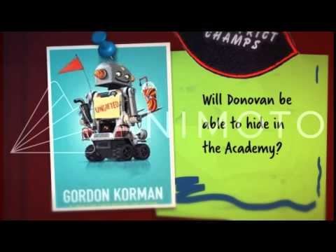 Copy of Ungifted By: Gordon Korman