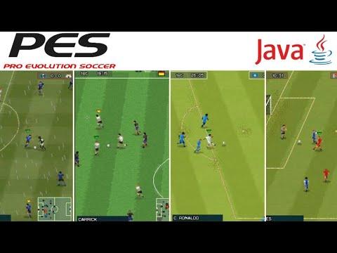 Download Evolution Pro Evolution Soccer Games on Java Mobile