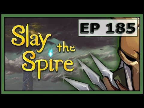 Slay The Spire - Let's Daily! - Wonderful - Ep 185