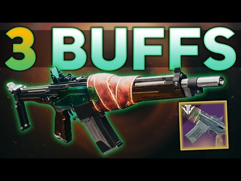 Breakneck just got 3 BUFFS in Sandbox 2.8.0 (My Final Review on Breakneck) | Destiny 2