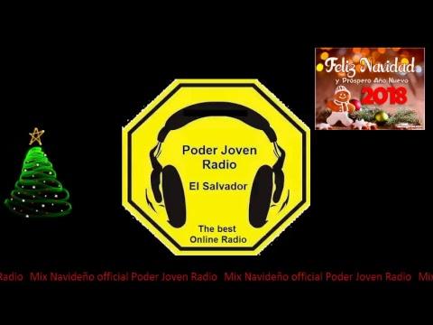 Mix Navideño 2017 de Poder Joven Radio El Salvador