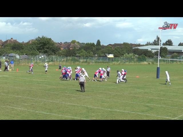 2017 - Sussex Thunder @ Ouse Valley Eagles - Highlights