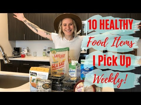 10-healthy-food-items-i-pick-up-weekly!-|-healthy-grocery-pick-ups