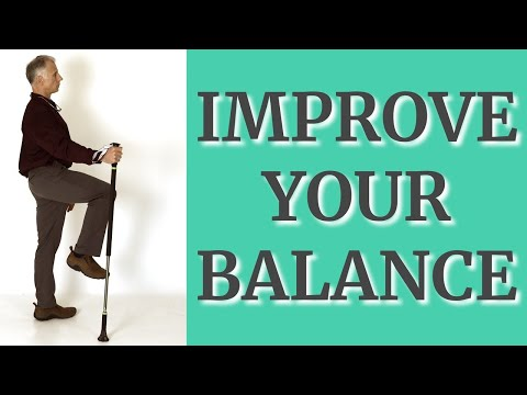 How to Improve Your Balance While Walking (7 Simple Exercises)