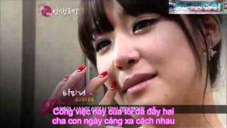 [VIETSUB] Tiffany cries when talking about her Mom & Dad @ Star Life Theater