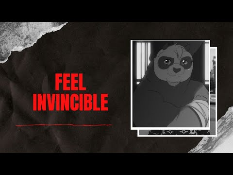 skillet feel invincible letra subtitulada al espa ol kung fu panda youtube. Black Bedroom Furniture Sets. Home Design Ideas