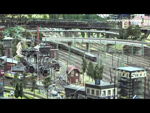 Hamburg, Miniatur Wunderland - Germany, Deutschland HD Travel Channel