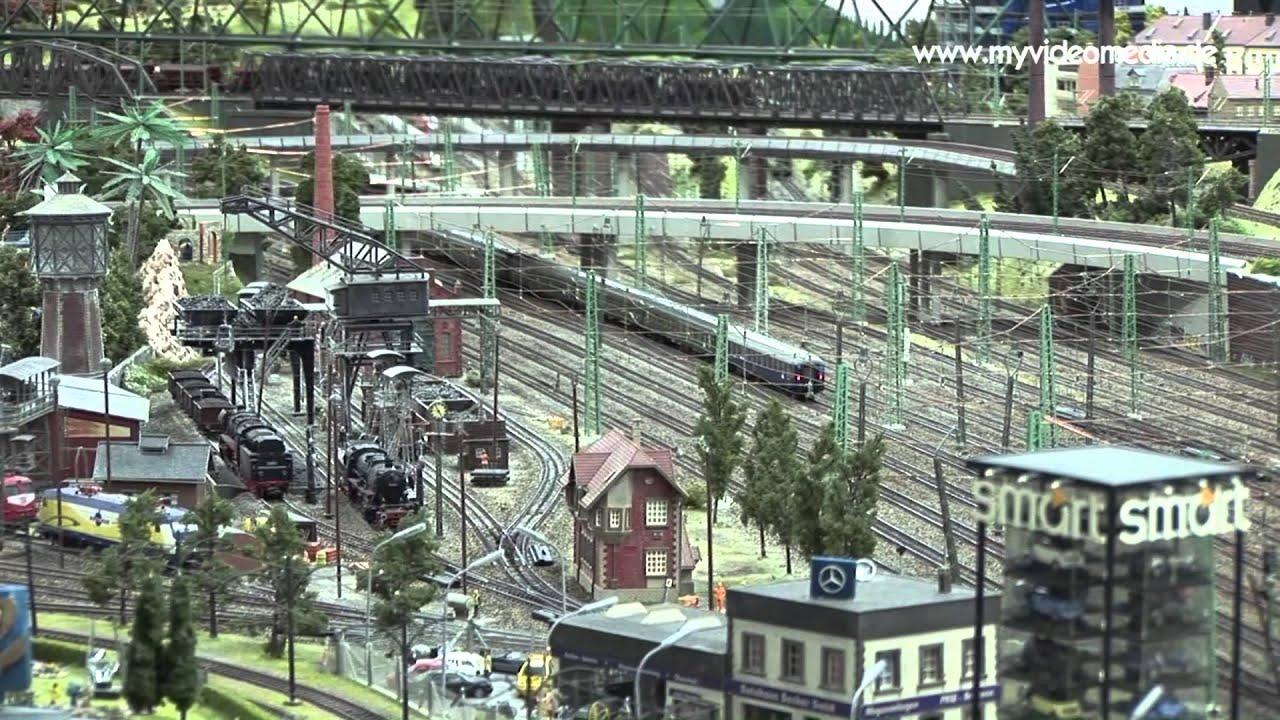 Hamburg, Miniatur Wunderland - Germany, Deutschland HD ...